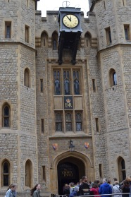 Crown Jewels entrance