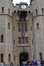 Crown Jewels entrance