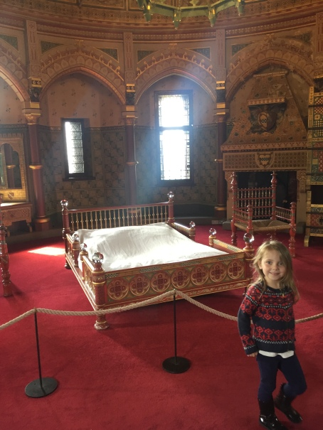 Lady Bute's Bed